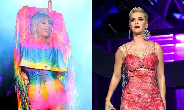 "Taylor Swift se manifesta sobre rumores de que beijaria Katy Perry no clipe de ""You Need To Calm Down"""