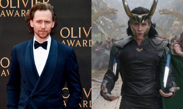 """Tom Hiddleston revela que conseguiu papel de Loki na Marvel """"quase por acidente"""""""