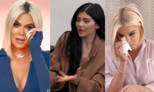 KUWTK: Vídeo mostra a reação de Khloé ao descobrir traição de Tristan com Jordyn; Mãe de True tem conversa emocionante com Kylie Jenner; assista
