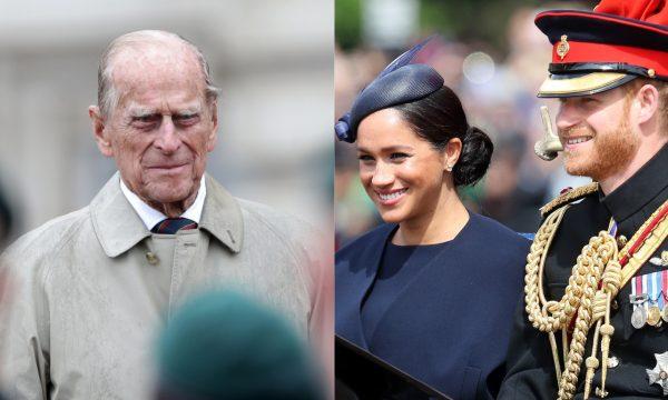 Príncipe Philip teria aconselhado Harry a não se casar com Meghan, diz jornal; Saiba o motivo
