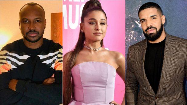"""Hino bapho de Ariana Grande; projeto inédito de Drake e faixa romântica de Thiaguinho são destaques nos """"Lançamentos de Sexta"""""""