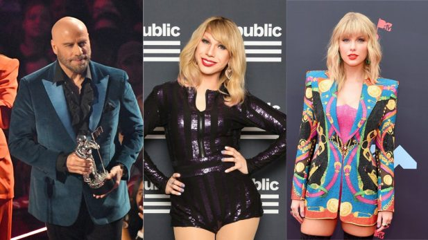 VMA 2019: John Travolta confunde Taylor Swift com a drag queen Jade Jolie e protagoniza gafe icônica no palco da premiação; Jolie dá detalhes do momento