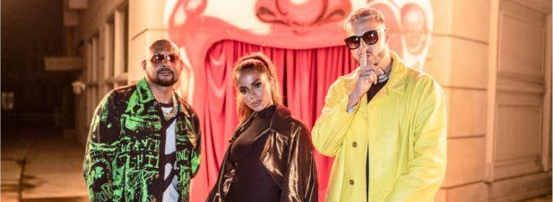 """Chama o bombeiro! DJ Snake, Anitta e Sean Paul incendeiam no videoclipe super sexy para o hino """"Fuego""""; assista!"""