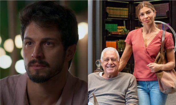 Bom Sucesso: Marcos fica surpreso com revelação sobre Alberto e Paloma, e jantar acaba em treta com o pai: 'Pedantismo!'