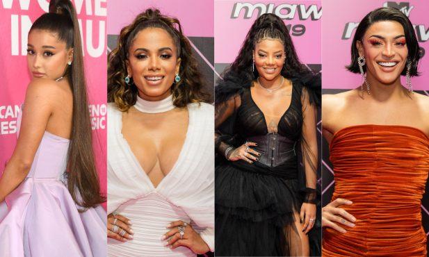 Ariana Grande lidera indicações ao 'MTV EMA 2019'; Anitta, Ludmilla e Pabllo Vittar são nomeadas no Brasil! Veja lista completa