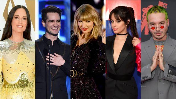 """Trilha Sonora de 'Frozen 2', canção linda de Taylor Swift, e faixas inéditas de Camila Cabello e J Balvin são destaques nos """"Lançamentos de Sexta"""""""