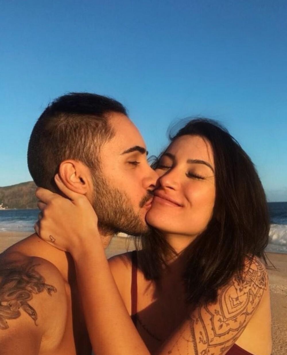 Bianca Andrade foi pro BBB namorando?
