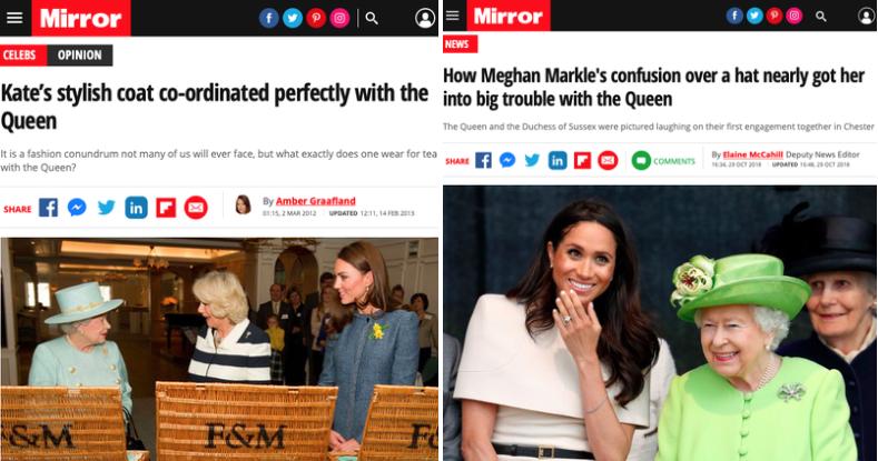 Matéria do Daily Mail (Foto: Reprodução)