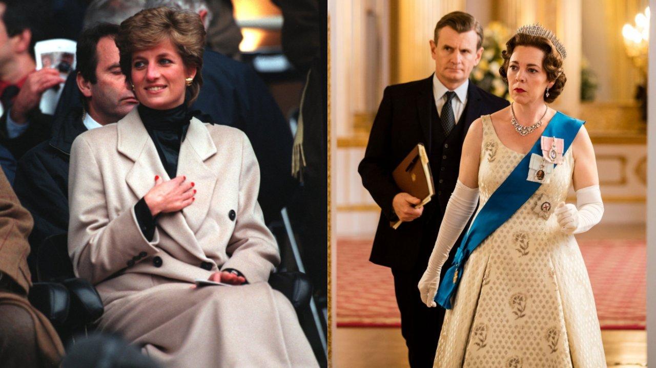 the crown omg primeiras imagens da princesa diana na serie impressionam por semelhanca veja as fotos hugo gloss primeiras imagens da princesa diana na