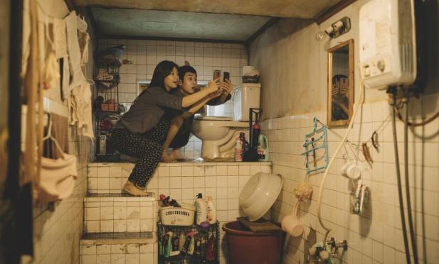 """O sul-coreano """"Parasita"""" recebeu a estatueta de """"Melhor Filme"""" do Oscar 2020 (Foto: Divulgação)"""