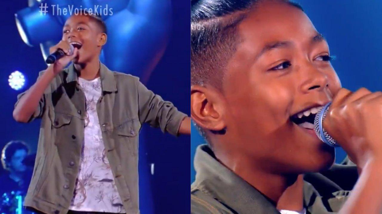 The Voice Kids Kaue Arrepia Novamente E Encanta Web Com Sua Voz Nas Batalhas Filho Da Whitney Assista E Confira Destaques Hugo Gloss