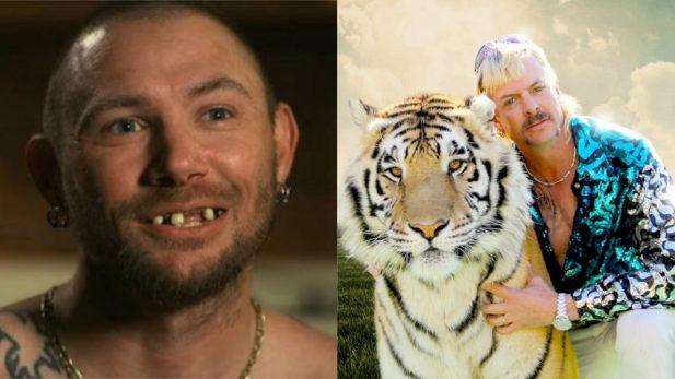 """""""A Máfia dos Tigres"""": John Finlay, ex de Joe Exotic, revela mágoa com atitude da Netflix e segredo por trás de dentes deformados; saiba por onde ele anda!"""