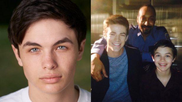 """Tristeza! Ator Logan Williams, da série """"The Flash"""", morre aos 16 anos; Elenco da série presta homenagem ao adolescente — saiba os detalhes"""