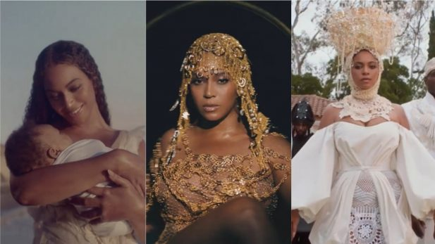 """OMG! Beyoncé lança trailer PODEROSO do álbum visual """"Black Is King"""", que reimagina lições de """"O Rei Leão""""; Vem assistir!"""