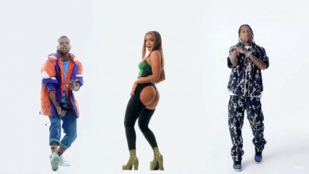 Exclusivo: SAIU! MC Zaac, Anitta e Tyga dançam e arrasam no close no clipe do HINO 'Desce pro Play (PA PA PA)'; Vem assistir!