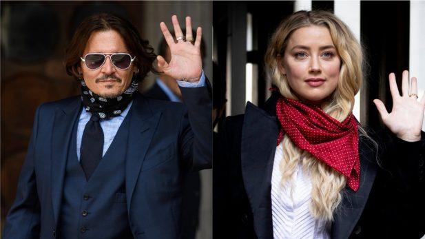 Em tribunal, Amber Heard expõe foto 'humilhante' de Johnny Depp, que reage; Passagem controversa de diário escrito por atriz também é divulgada
