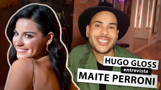 """Entrevista: Maite Perroni conta tudo para Hugo Gloss das cenas calientes de """"Desejo Sombrio"""", nova série da Netflix, e analisa possibilidade de um retorno do RBD; Vem assistir!"""