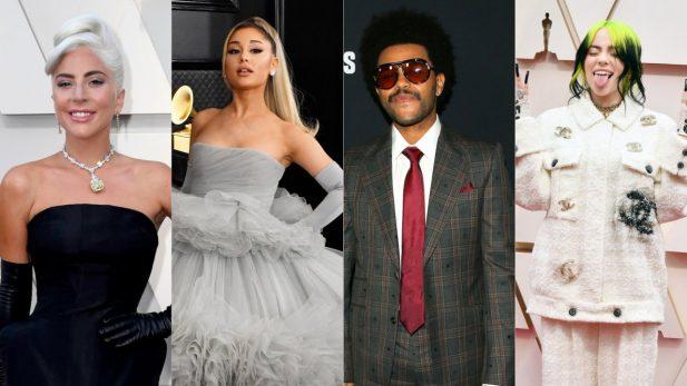 VMA 2020: Lady Gaga e Ariana Grande lideram a disputa com nove indicações; Billie Eilish e The Weeknd também se destacam — veja a lista completa!