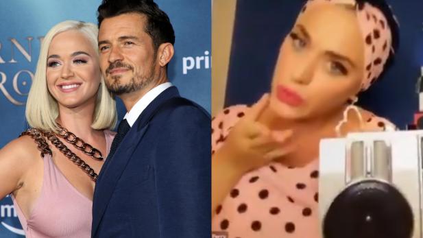 Em live, Katy Perry leva o MAIOR susto de Orlando Bloom e cai na gargalhada; assista ao vídeo hilário