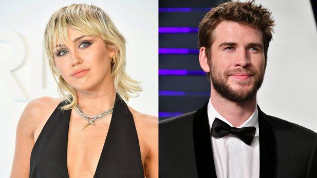 """Miley Cyrus revela que perdeu a virgindade com Liam Hemsworth aos 16 anos: """"Acabei casando com o cara"""" — assista"""