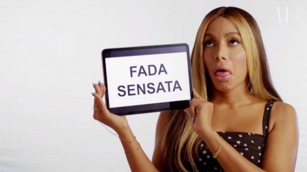 """Anitta mostra desgosto pelo termo """"fada sensata"""" e internautas sugerem indireta; Após repercussão, cantora desabafa: """"Essa gíria existe antes do BBB""""; entenda!"""