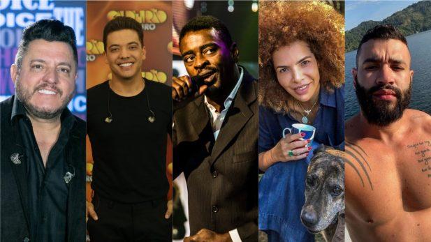 Lives da Semana: Wesley Safadão, Bruno e Marrone, Gusttavo Lima, Vanessa da Mata, Seu Jorge e mais — confira o calendário completo!