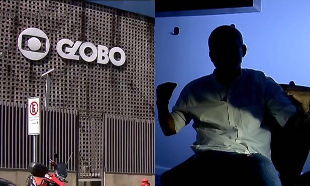 """Ao """"Domingo Espetacular"""", doleiro revela valores e esquema que a família Marinho, do Grupo Globo, usaria para lavagem de dinheiro durante 30 anos; assista"""