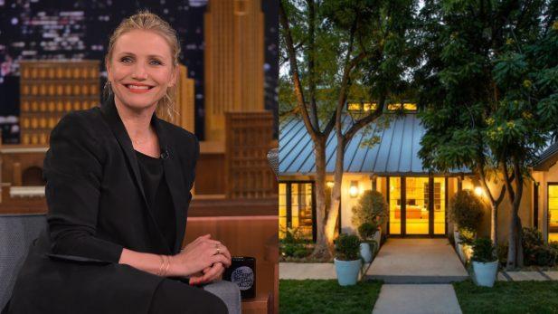 Cameron Diaz e o marido, Benji Madden, compram mansão em Los Angeles por R$82 milhões; veja as fotos!