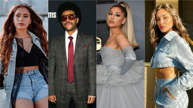 Lançamentos de Sexta: Comeback PERFEITO de Ariana Grande; Clipes incríveis de The Weeknd e Melim, e estreia de Emilia Pedersen são destaques — confira!