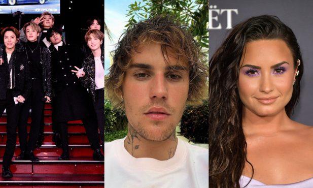 People's Choice Awards 2020: Resumão! Edição tem BTS como grande vencedor, alfinetadas de Demi Lovato sobre noivado e performance emocionante de Justin Bieber!