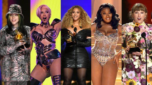 Grammy 2021: Resumão! Beyoncé bate recorde histórico da premiação; Cardi B leva funk para o palco; Billie Eilish, Taylor Swift e Megan Thee Stallion se destacam — confira!