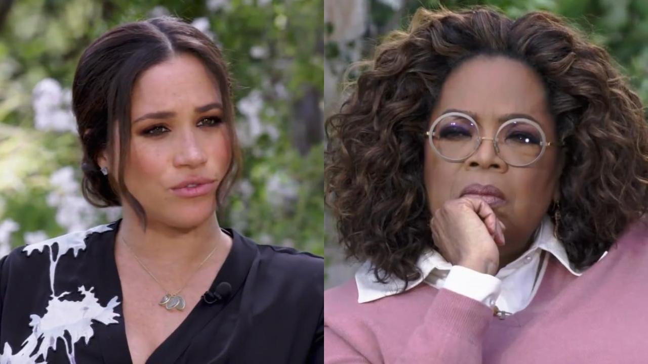Meghan Markle acusa a família real de 'perpetuar mentiras' sobre ela e príncipe Harry, em entrevista a Oprah; assista | Hugo Gloss