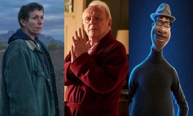 """Oscar 2021: """"Nomadland"""" é o grande vencedor da noite! """"Meu Pai"""" e """"Soul"""" também são destaques; confira a lista completa!"""