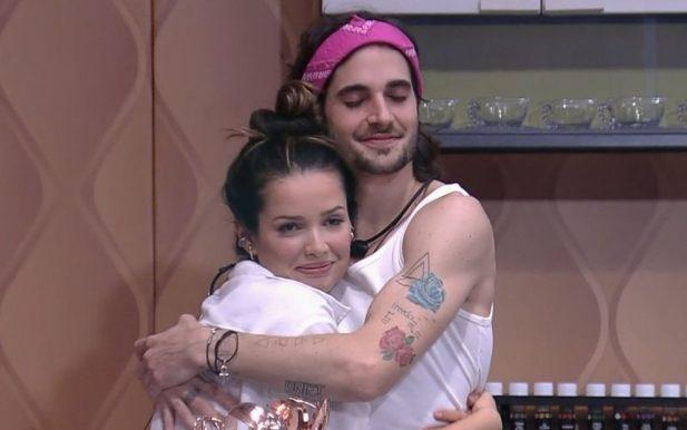 Bbb21 Globo Fiuk Juliette Casal Namoro Solteiro Big Brother Brasil Foto Reproducao Fixed Large