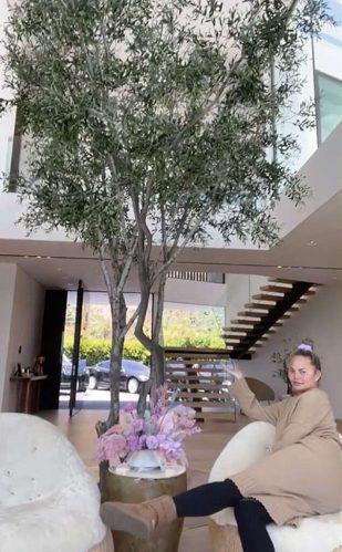 Chrissy Teigen Tree