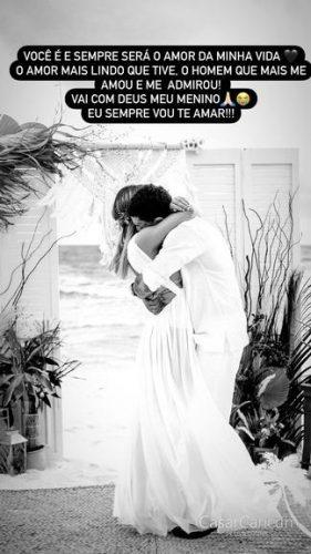 Deolane Esposa De Mc Kevin Homenageia O Cantor Apos Morte 977796