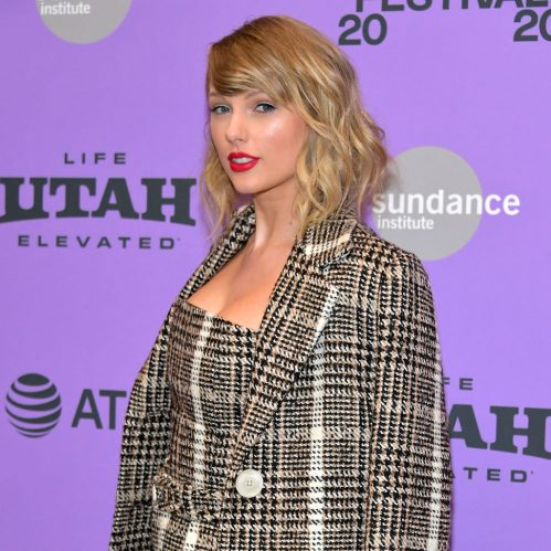 "2020 Sundance Film Festival ""taylor Swift: Miss Americana"" Premiere"