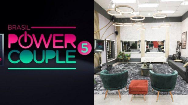 Mansão Power Couple