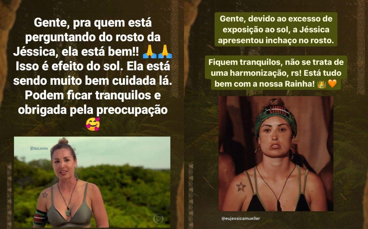 No Limite Jessica Rosto (1)