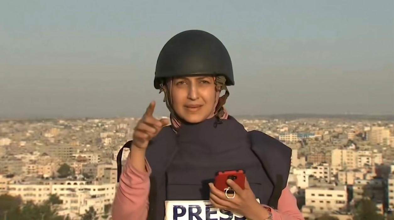 Reporter Gaza1