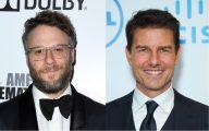 Seth Rogen, Tom Cruise