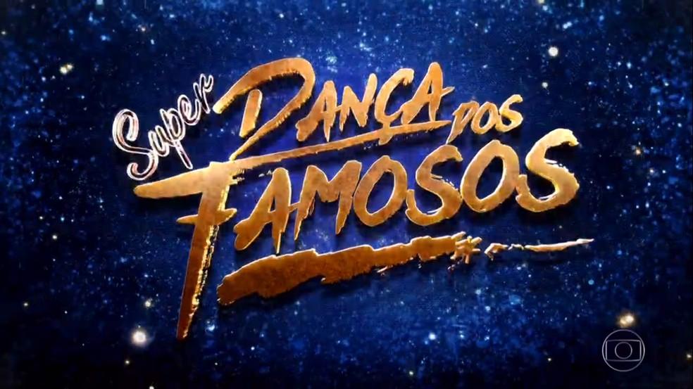 Super Danca Do Famosos Domingao Faustao