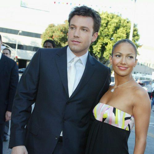 Jennifer Lopez e Ben Affleck ficaram noivos de 2002 a 2004. (Foto: Getty)