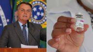 Bolsonaro Vacina Astra Zeneca