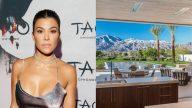 """Kourtney Kardashian compra mansão de R$60 milhões na Califórnia para ser seu """"ninho de amor"""" (Foto: Getty/Realtor)"""