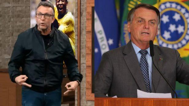 Craque Neto Bolsonaro