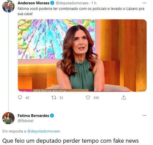 Fake News Fatima Bernardes 7072