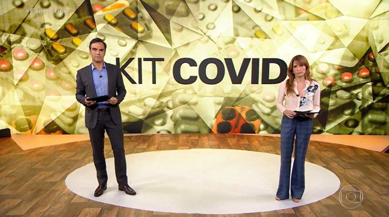 Fantastico Kit Covid
