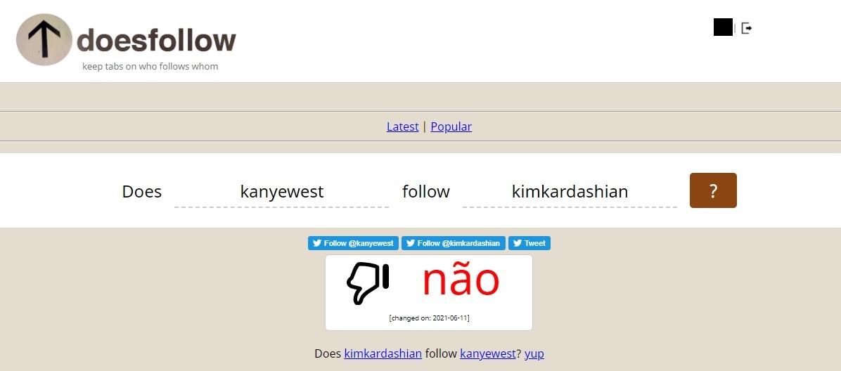 Kim Kanye Twitter2