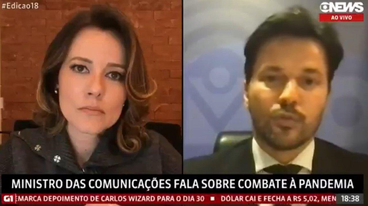 Natuza Nery Fabio Faria